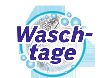 Waschtage
