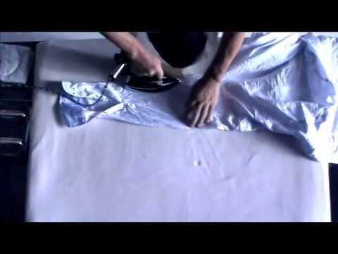 So bügeln Sie Hemden in 3 Minuten