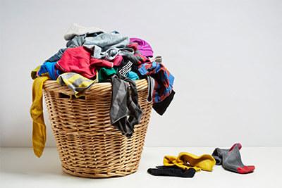 Wie wird die Wäsche richtig sortiert?