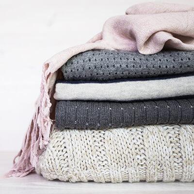 Wie kann Fusselbildung bei Wolle vermieden werden?