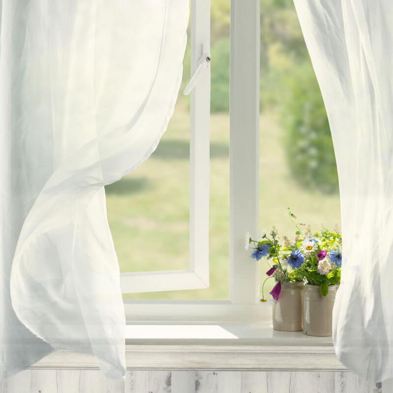 Was muss beim Trocknen in der Wohnung beachtet werden?